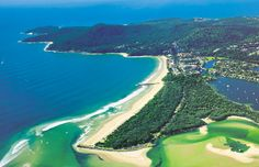 Maybe ill spend the weekend on the beach in Noosa Sunshine Coast Australia