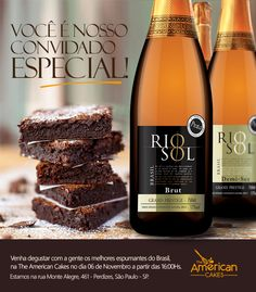 Perdizes/SP, The American Cake, Delícias!!!