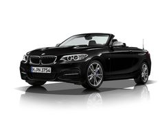 2017 BMW 2-Series convertible.