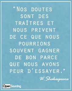 our doubts … – Nicewords French Words, French Quotes, Citation Pinterest, Mood Quotes, Life Quotes, Cool Words, Wise Words, Image Citation, Motivational Quotes