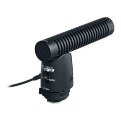 Canon - DM-E1 Directional Condenser Microphone - black - Alternate View 12