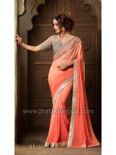 Designer saree TFH-16010