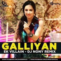Galiyan(Enchanted Mix)[DJ NonY] - http://djsmuzik.com/galiyanenchanted-mixdj-nony/