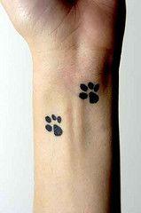 Dog Tattoo Gallery