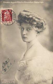 princess augusta victoria of hohenzollern - Google Search