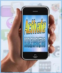We strongly encourage you to find out more and Download our Free Report to learn more about the advantages of having a mobile app and why your business needs one. Please also feel free to contact us anytime as we would be happy to make the transition into mobile marketing as painless (and pleasurable) as possible.  http://activatemobilemarketing.com/