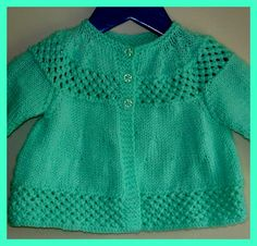I love vintage patterns ~ I have a little collection ~ and I add more when I find them. As long as they are in reasonable condition, and can. Baby Cardigan Knitting Pattern Free, Baby Boy Knitting Patterns, Baby Sweater Patterns, Knit Baby Sweaters, Knitting For Kids, Knitting Designs, Knit Patterns, Vintage Patterns, Free Knitting