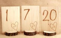 table number ideas - Google Search