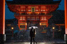 Kyoto Pre-Wedding. March 2015...