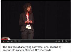 La scienza di analizzare le conversazioni secondo per secondo / The science of analyzing conversations, second by second ,The Interactional 'Nudge' – Talking About Talk
