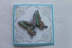 +Superbe Carte 3D Hobby Dots Papillons r3D severinecreations57.fr recherche google