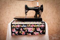 Free Sewing Machine Mat Tutorial