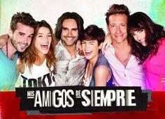 Mis amigos de siempre es una telenovela argentina que fue emitida desde el 3 de diciembre de 2013 hasta el 8 de agosto de 2014. En el horar...