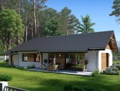 Wizualizacja HP Andrew C CE Outdoor Decor, Home Decor, Gardens, Houses, Shed Houses, Projects, Decoration Home, Room Decor, Home Interior Design