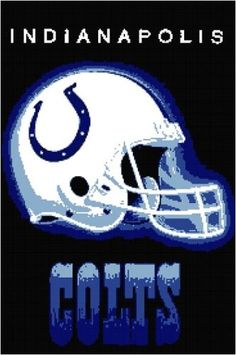 Indianapolis-Colts-Football-Afghan-Crochet-Graph-Pattern-By-Altas-Crafts