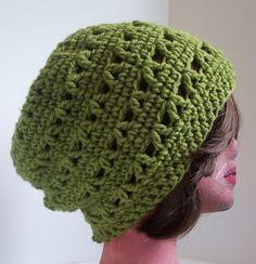 Ashmont Hat free crochet pattern - Free Crochet St. Patrick's Day Hat Patterns - The Lavender Chair