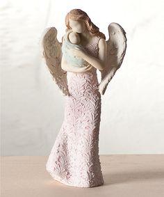 Baby's Guardian Angel Figure by Roman, Inc.