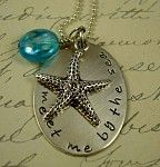 Meet me by the sea necklace $38.-43.00