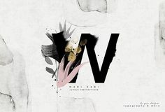 Wabi-Sabi - Jungle Abstractions by OpiaDesigns on @creativemarket