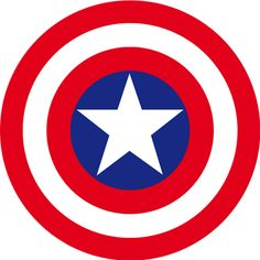 OFF or FREE SHIP -Captain America 6 Inch Shield : The perfect accessory for your child's Captain America costume.