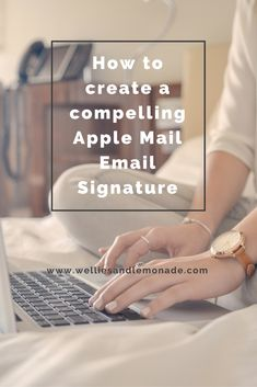 Hi lovelies! Today I am here with a tutorial of how to create a beautiful email signature in your mac email so that when you send those all-important emails they can look pretty and at the same time, professional. An email signature can save you time when replying by ensuring that you've included all the …