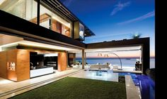 Nice Home Design Ideas And Cool Modern Houses Design With Outdoor Living In Beach 16 Modern house design ideas pictures http://seekayem.com