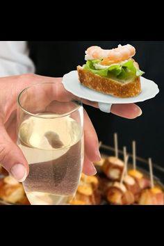 Finger Food Plates #finger #foods