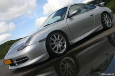 Porsche 996 GT3 mk1 (1999). German car, imported to Holland in 2006. Completely stock except for Cargraphic exhaust.
