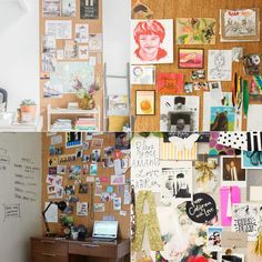 <p>Há algum tempo a Bru mostrou em vídeo a decoração do quarto dela lá em Atibaia, e no mesmo vídeo ela também ensinou como ela e o pai dela fizeram o mural de cortiça em cimada escrivaninha, resultando em um cantinhosuper bacana! Como eu sei que muitas meninas gostaram da ideia e fizeram nos seus […]</p>