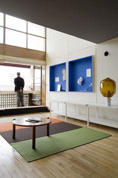 marseille - unité d'habitation - le corbusier | le corbusier, Innenarchitektur ideen