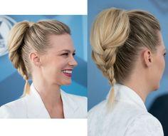 'Beauty look' de fiesta: Doce peinados para doce tipos de boda - Foto 12