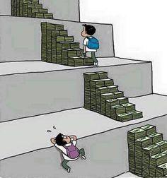 Denaro=scala sociale