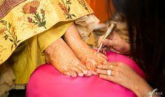Bridal Mehndi, Indian Bridal, Mehndi Ceremony, Henna, Sari, Traditional, Artist, Wedding, Fashion