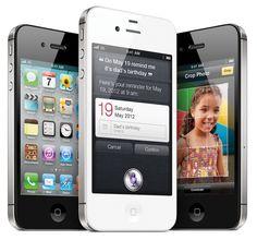 iPhone 4S #KeepInTouch with @ThomasTalyysman