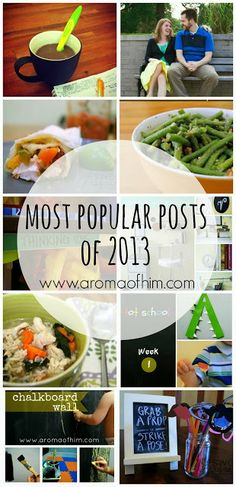 Most Popular Posts of 2013 | A Sweet Fragrance