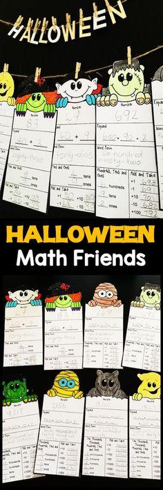 6515 best halloween math ideas images on pinterest halloween math math activities and 4th. Black Bedroom Furniture Sets. Home Design Ideas