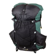Klymit AirX: Ultralight Backpack with Inertia X-Lite Camping Pad