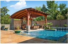 Southwest Fence & Deck Outdoor Seating and Fireplace