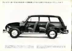 '65 VW Squareback Vw Variant, Volkswagen, Line Japan, Vw Classic, Motor Car, Vintage Cars, Automobile, Type 3, Vehicles