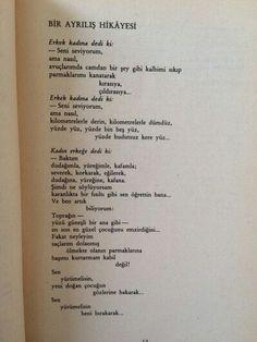 Bir ayrılış hikayesi #mınmınik #şiir