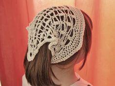Häkeln: Haartücher - neuer Sommertrend