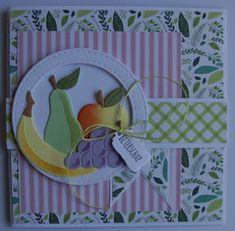 Suzanna: Beterschap!! Marianne Design, Scrap, Fruit, Cards, Inspiration, Biblical Inspiration, Tat, The Fruit, Map