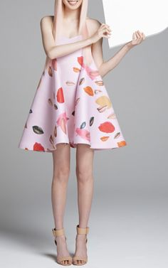 Mysterious Occurences Dress by Alice McCall for Preorder on Moda Operandi