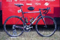 Pro Bike: Tejay van Garderen's BMC Teammachine SLR01 - VeloNews.com