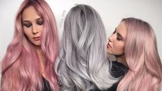 Lavender Hair Colors, Unicorn Hair, Lifestyle Changes, Long Hair Styles, Beauty, Beleza, Long Hair Hairdos, Long Hair Cuts, Long Hairstyles