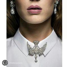 Century Vintage Brooch and Georgian diamond earrings. Century Vintage Brooch and Georgian diamond earrings. Cute Jewelry, Boho Jewelry, Antique Jewelry, Jewelry Bracelets, Vintage Jewelry, Fashion Jewelry, Jewelry Design, Jewelry Accessories, Handmade Jewelry
