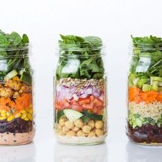 3 Easy Bring-to-Work Lunches