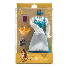 Belle Disney Store Theme Parks Fashion costume for doll 2016 - Beauty and the Beast