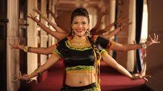 Un viaje internacional a través de la danza árabe