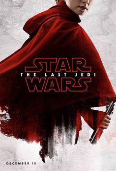 No evento D23, a Lucasfilm divulgou um vídeo de bastidores e quatro cartazes de personagens deStar Wars: Os Últimos Jedi, que estreia no Brasil dia 14 de dezembro. O vídeo mostra membros do elenco…